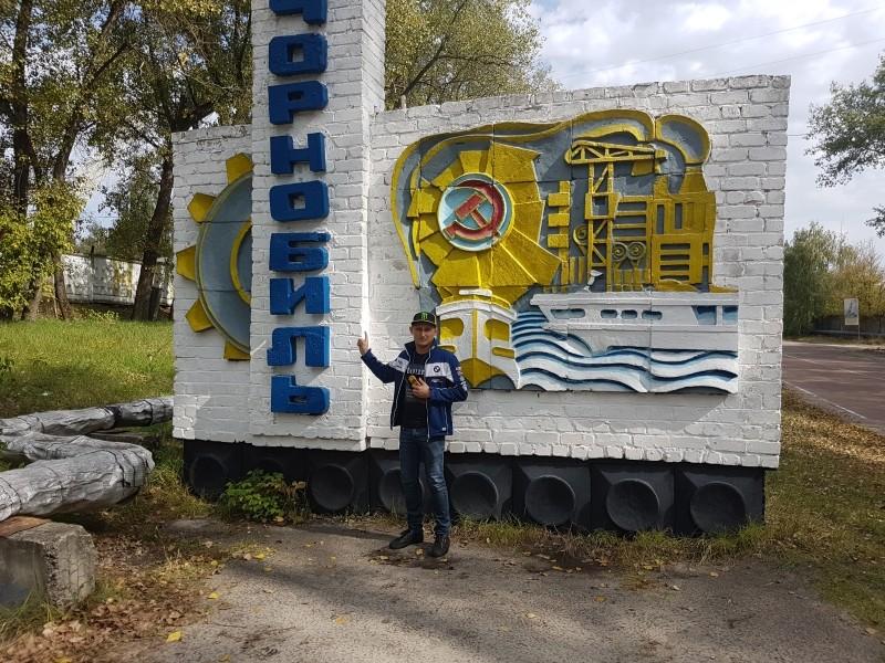 Tura Chernobyl 2017